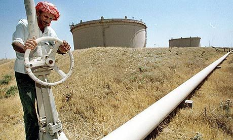An emerging alliance between former foes Iran and Iraq in OPEC is expected to undermine Saudi Arabia, long the oil cartel's dominant force, and other moderate Arab states which could threaten the 12-member oil producers' group and push up oil prices sharply.