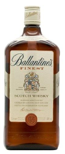 Ballantine's Finest Scotch Whisky, 1er Pack (1 x 1… - http://whisky.gentlemanoutlet.com/ballantines-finest-scotch-whisky-1er-pack-1-x-1.html