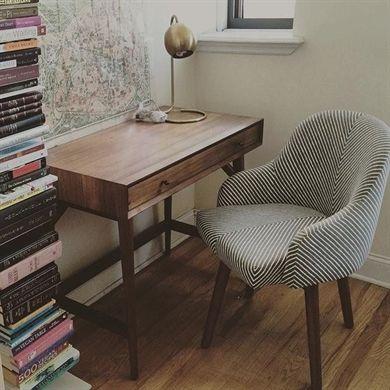 Mid Century Mini Desk Home Office Design Mid Century Mini Desk Retro Dining Chairs