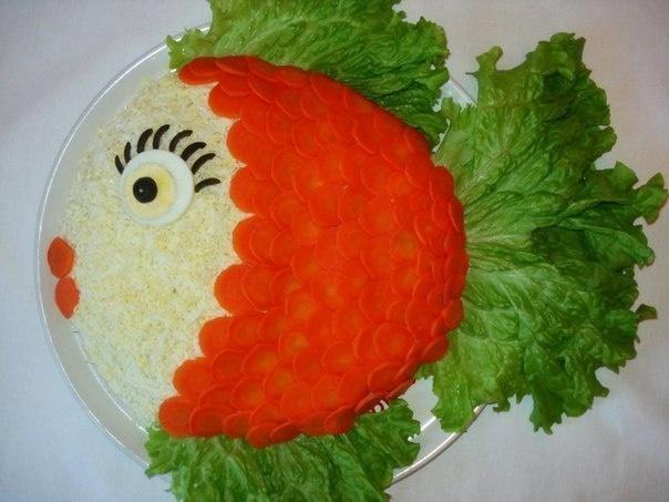 1000 images about salad fruit decoration on pinterest for Decoration salade