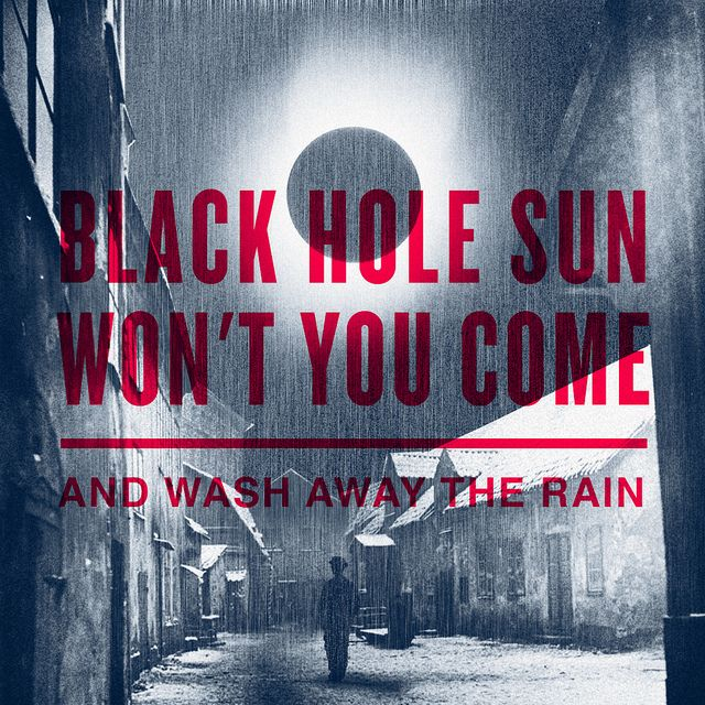 Songs & Posters: Soundgarden - Black Hole Sun