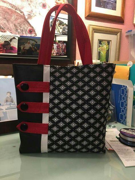 Best 12 bolsa feita de tecidos reciclados – SkillOfKing.Com