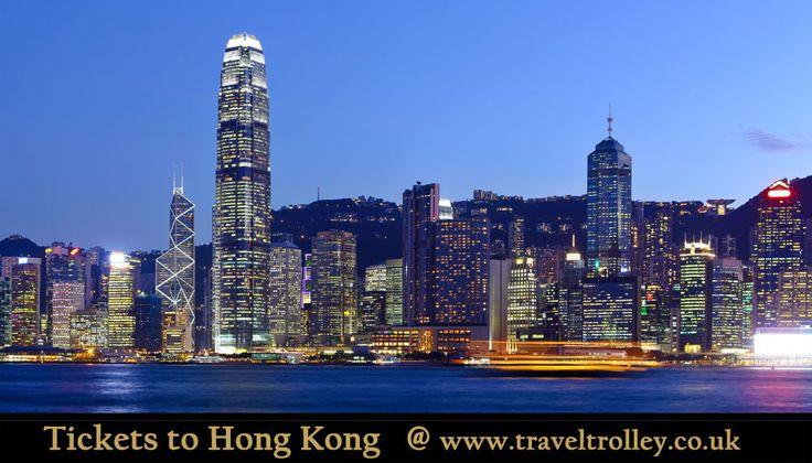 Hong Kong Flights from UK @ Travel Trolley