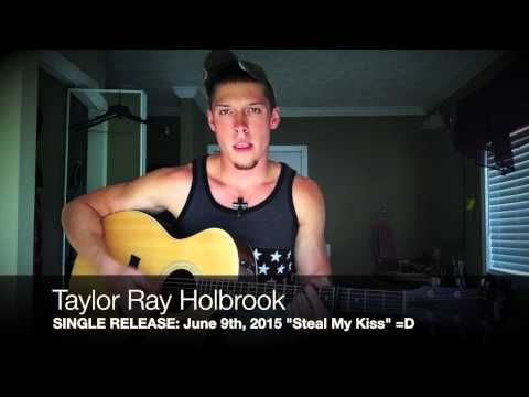 Speakers - Sam Hunt - Cover by Taylor Ray Holbrook - YouTube
