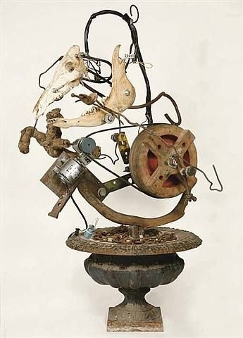 Proletkunst No. 4 by Tinguely.