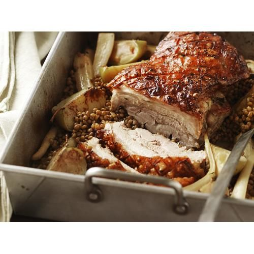 Cider roasted pork belly recipe - By Australian Women's Weekly