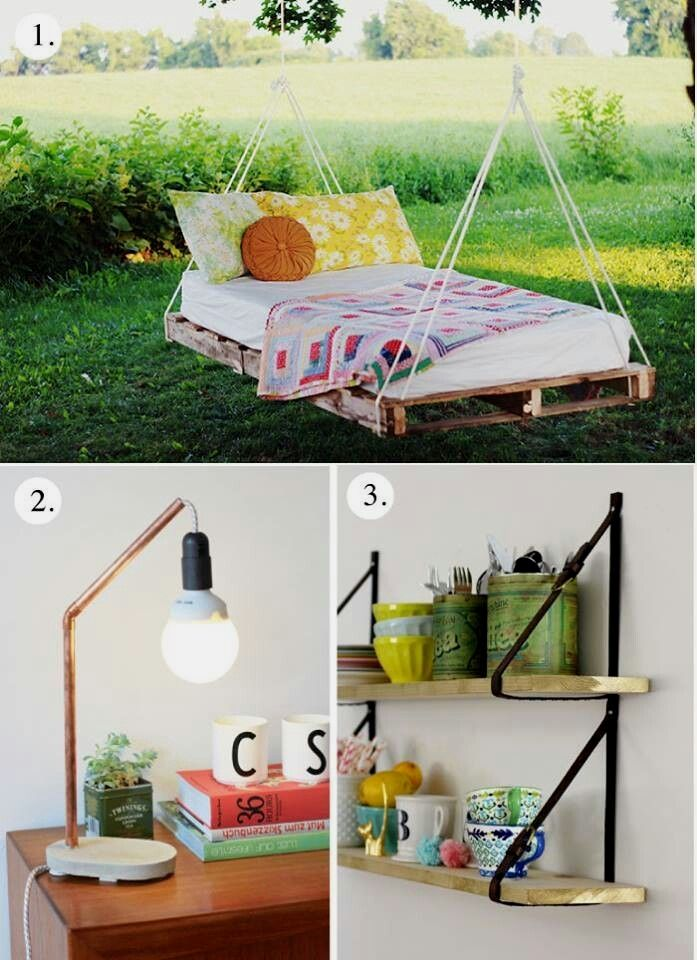 Palletwood Diyproject Palletswing Diyprojects Pallet Swing Diy
