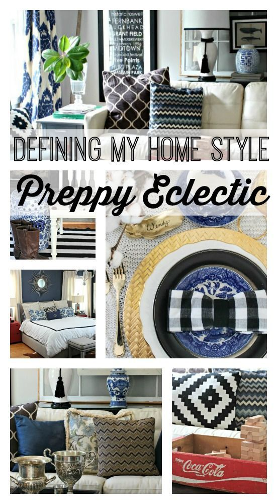 my home style preppy eclectic home preppy and home decorating