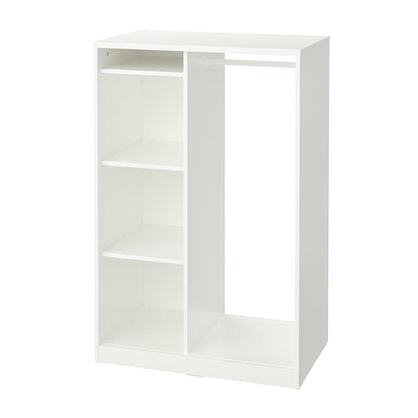 Open Wardrobe White 31 5 8x48 1 2 Armoire Ouverte Penderie