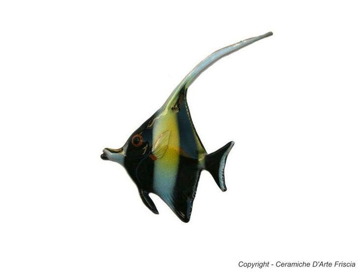 Catalogo Pesci Tropicali - Ceramiche D'Arte Gianfranco Friscia Produzione Pesci tropicali in Ceramica Sciacca