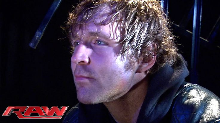 Dean Ambrose discusses his issues with Bray Wyatt: Raw, November 10, 2014