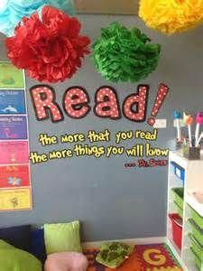 Classroom Decorating Ideas Dr Seuss