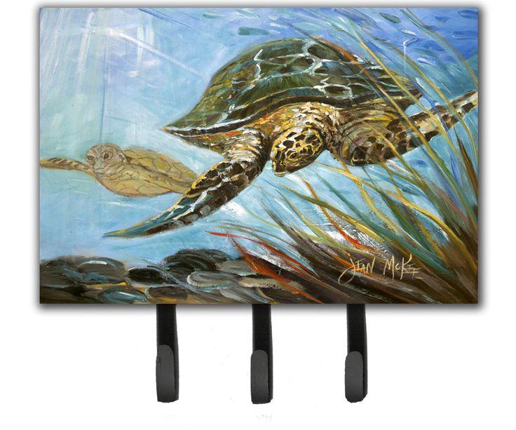 Loggerhead Sea Turtle Key Holder