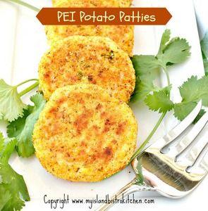 Bistro Style Potato Patties