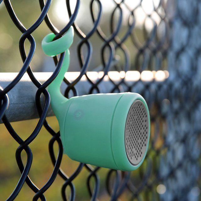 BOOM Swimmer Waterproof Bluetooth Speaker - $60