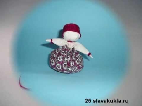 ▶ MK кукла оберег Благополучница - YouTube