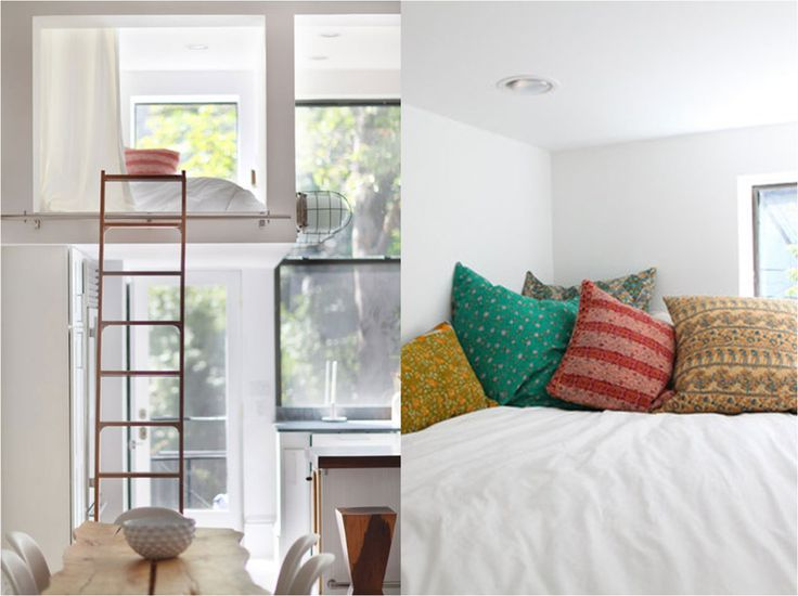 Loving the small loftGuest Loft, Minis Guest, Humble Abode, Living Room, Country Cities, Beautiful Corner, Apartments Inspiration, Small, Loft Beds