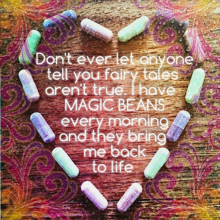 "2 Likes, 1 Comments - Megan Emily (@megsie_88) on Instagram: ""This couldn't be more true!! I take my magic beans every morning, and that won't ever change. I get…"""