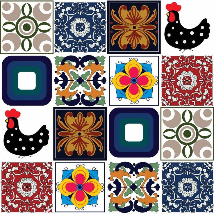 Artesãos Significado ~ 25+ melhores ideias de Adesivo de azulejo no Pinterest