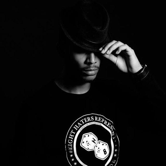 8haters  Rough Style  Production Hello World #style #like #neworleans #blackandwhitephotography #portrait #production