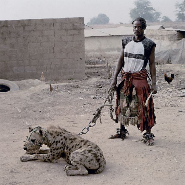 Cover image from The Hyena & Other Men, 2007 by Pieter Hugo, from The…
