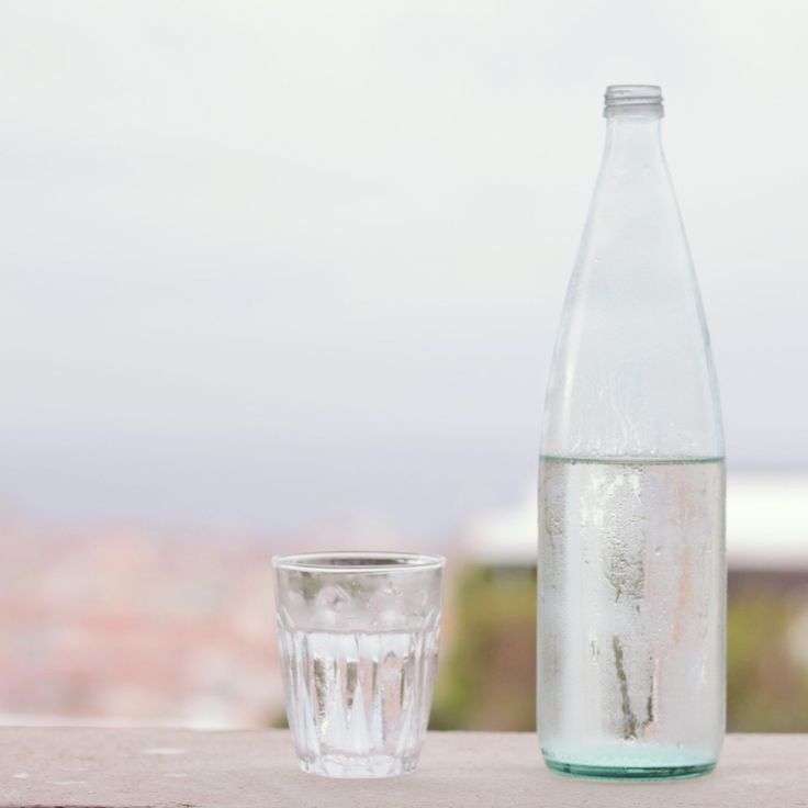 Start every morning with minimum 1 l of filtered water = Pure Bliss