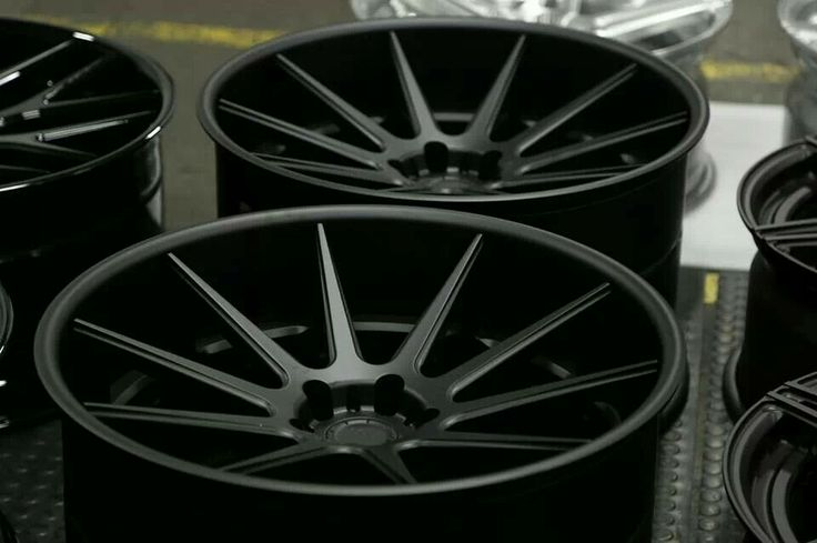 Deep dish wheels by ADV.1..