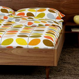 At £80 in John Lewis, I will just have to stand and drool at the Orla Kiely bedding.