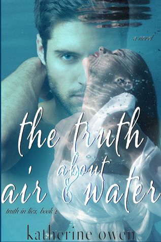 The Truth About Air & Water review by Becky On Books blogger.