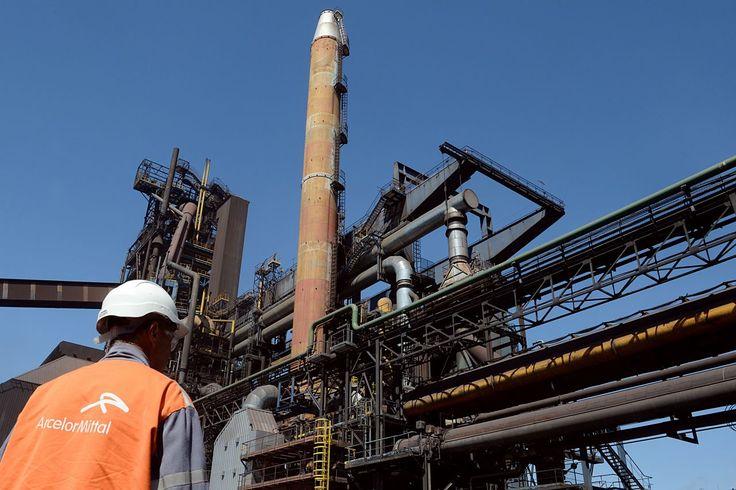 Fos-sur-Mer : Arcelor Mittal