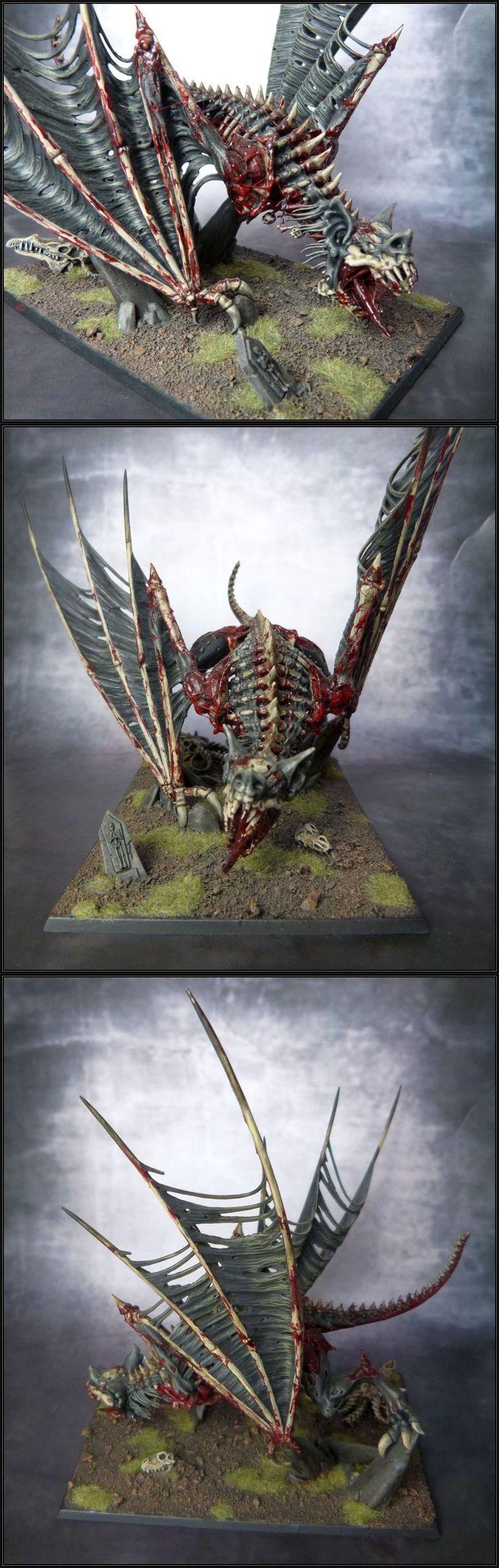 Vampire Counts Terrorgheist Warhammer