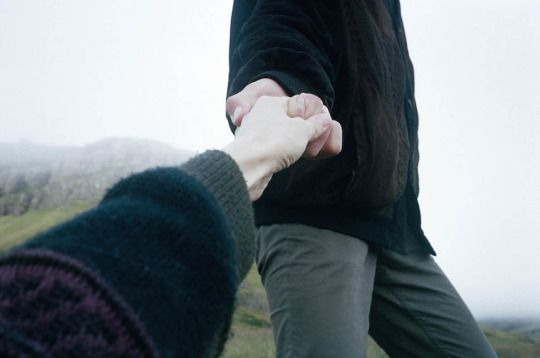 Just think of how many of them we'll spend together. In each others arms