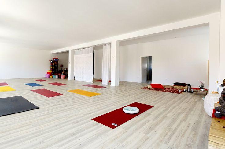Unser Yoga-Loft im Herzen der 4 Stadtteile...Maxvorstadt, Schwabing, Ludwigvorstadt, Neuhausen-Nymphenburg