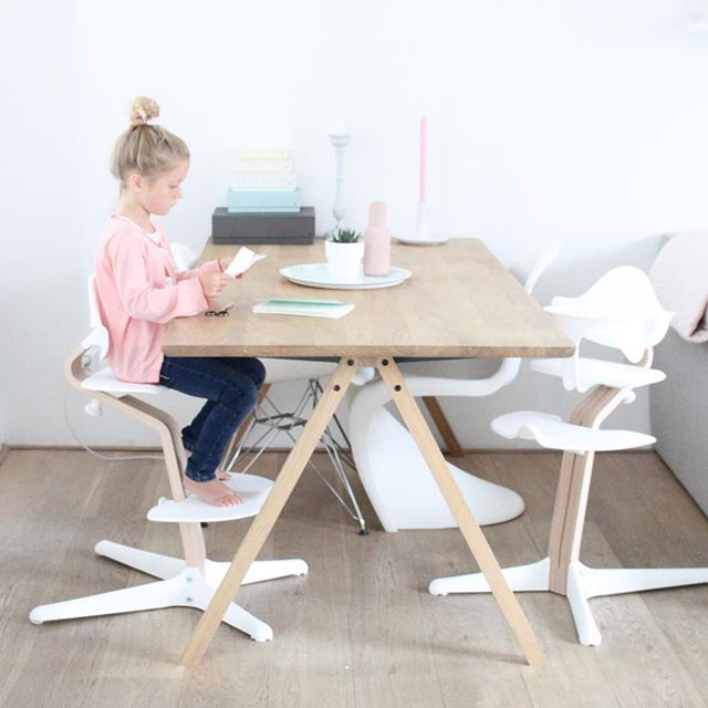 So happy with my new Nomi Highchair! A award winning design… by @eeflillemor - Square Pics