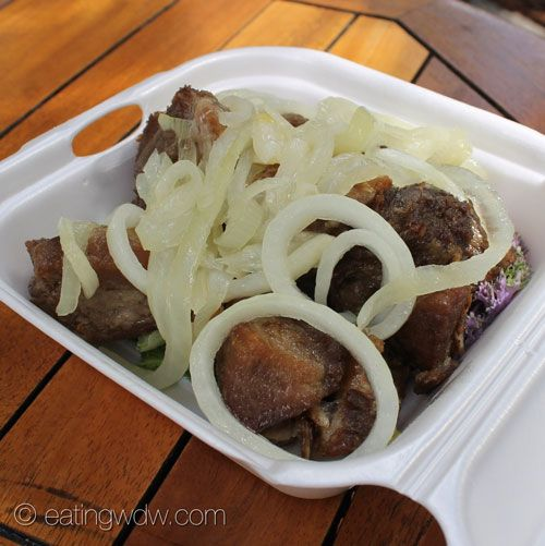 Lunch at Bongos Cuban Café Express