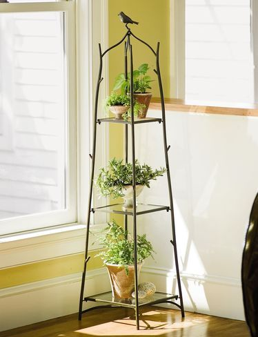 Branch Plant Stand