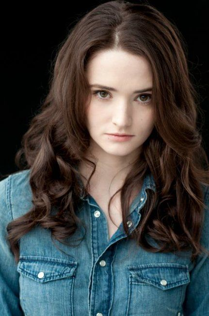 Christie Burke as 17 year old ghost whisperer, Bridget Young