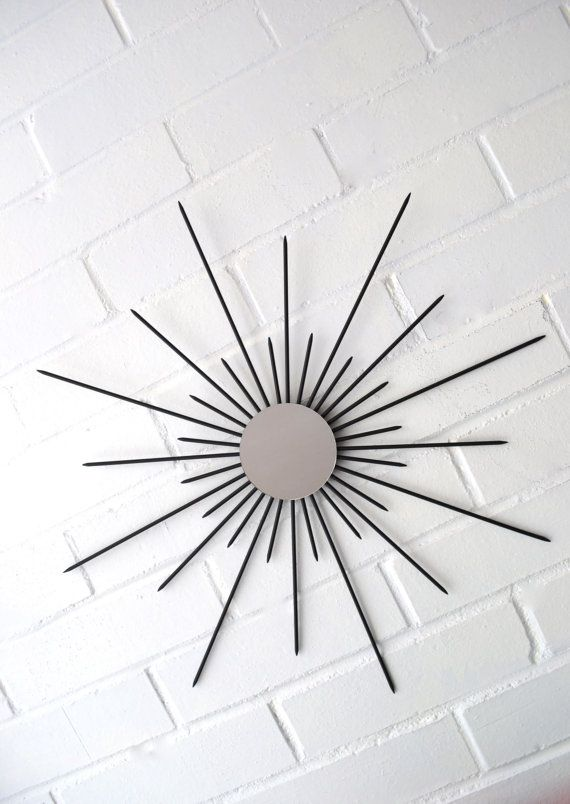 16 Inches Metal Starbursts Wall Art Interior By Inspiring4u2, $70.00 Part 90