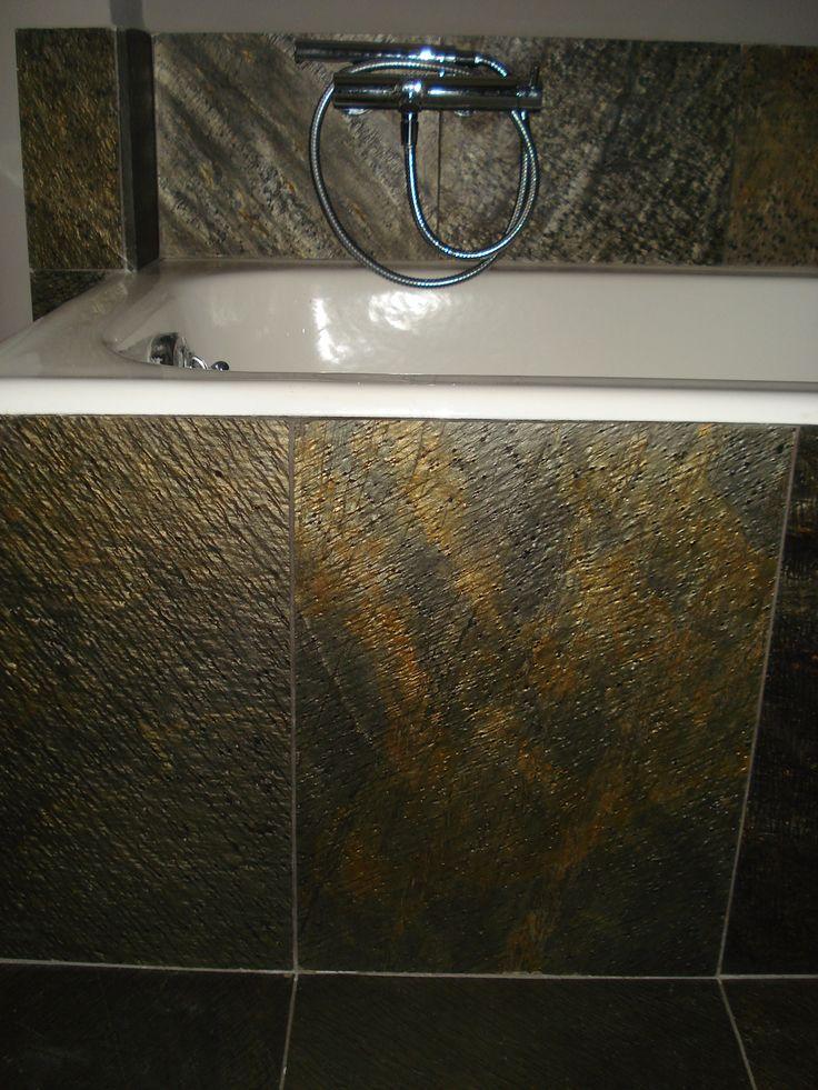 Oltre 25 fantastiche idee su rivestimento in pietra su for H rivestimento bagno
