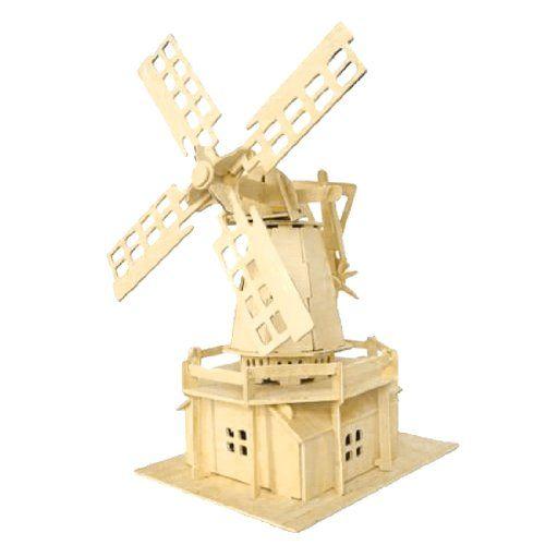 Como Children Puzzled 3D Wooden Dutch Windmill Model Woodcraft Construction Kit Como,http://www.amazon.com/dp/B00857S43U/ref=cm_sw_r_pi_dp_b2a6sb0YDSZP8MD9