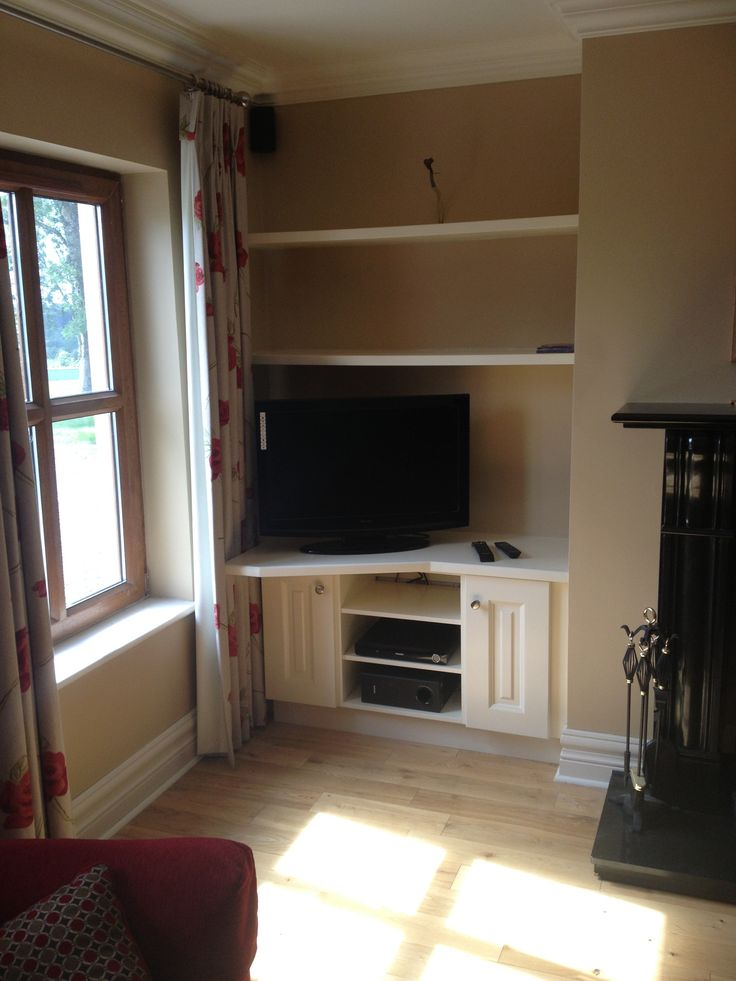Image result for alcove tv unit