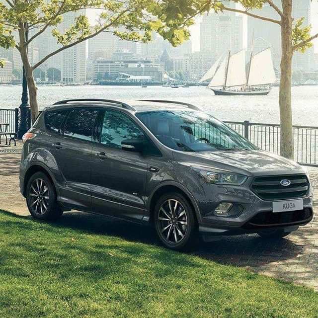 All New Ford Kuga Revealed Ford Kuga Ford Suv Ford