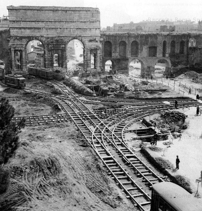 Foto storiche su pinterest immagini storiche foto rare - Via di porta maggiore 51 roma ...