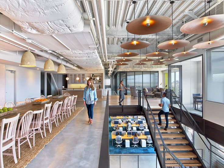 A tour of the honest company s cool los angeles - Interior design companies los angeles ...