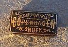 Old Rare est Late 1800's Weymans Copenhagen Snuff Tobacco Snuff Box Used/Antique - 1800's, Copenhagen, Late, Rare, snuff, Tobacco, Used/Antique, Weyman's