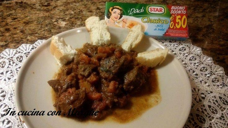 In Cucina con... Marghe! : Spezzatino con guanciale di manzo con verdure