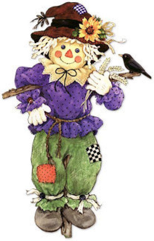 scarecrow hat clipart - photo #33