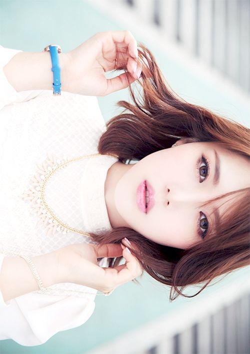 Pony makeup Ulzzang Park Hye Min - Pony Beauty Diary