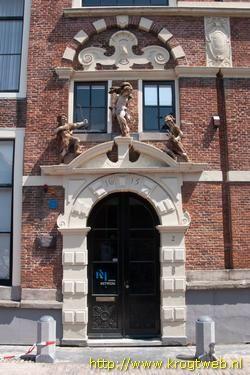 Hoorn - De marteling van Sint Sebastiaan