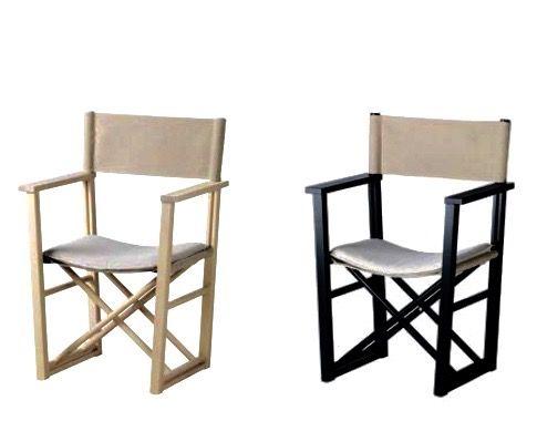 Björknäs IKEA directors chairs